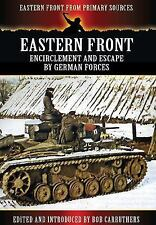 WW2 Eastern Front Encirclement & Escape by German Forces Reference Book