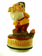 Schmid musical figurine - Bashful - from Snow White and the Seven Dwarves