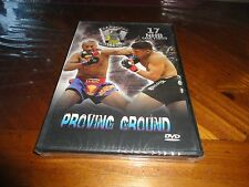 Gladiator Challenge Proving Ground DVD - MMA Cage Fights - Newton Lawson Griffin