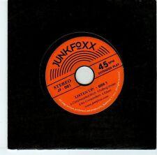 (EL979) Junk Foxx, Listen Up! - 2013 DJ CD
