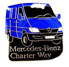 "AUTO PIN/PINS-MERCEDES BENZ/Truck charter Way ""Sprinter"" [1158]"