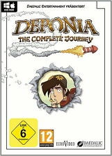 Deponia: The Complete Journey - STEAM - KEY - Code - Download - PC, Mac & Linux