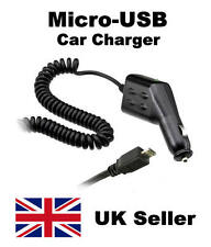 Micro-USB In Car Charger for the Nokia X3-02 Touch And Type