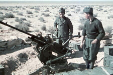 WW2 photo German in North Africa by Erwin Rommel #02