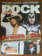 CLASSIC ROCK MAGAZINE No 60***HEAVY METAL KIDS***KISS*** PLUS MORE***2003