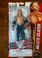 "WWE Mattel Basic Series 28 ""HEATH SLATER"" Superstar #27  NIB"