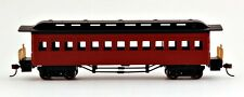 Bachmann HO Scale Passenger Coach Painted Unlettered Red 13402