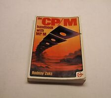 Classic CP/M Book with mp/m by Rodney Zaks, 1980