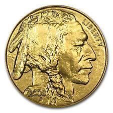 2008 1 oz Gold Buffalo Coin - Brilliant Uncirculated - SKU #31508