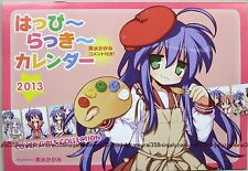 Lucky Star calendar official promo anime girl 2013 konata