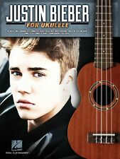 Justin Bieber for Ukulele Sheet Music Ukulele Book NEW 000116964