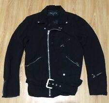 COMME des GARCONS HOMME BIKER JACKET 100% AUTHENTIC SIZE: MEDIUM