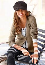 Strickjacke, AJC by Arizona. Camel. Gr. 36/38. NEU!!! KP 34,99 €