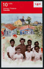 Canada 2702a booklet MNH Black History, Africville