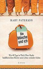 Die Mönche und ich von Mary Paterson (2013, Gebundene Ausgabe, Mängelexemplar)
