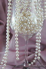 10.5Meter 8mm Ivory Pearl Garland String for Wedding/Bridal/Corsages/Decorations