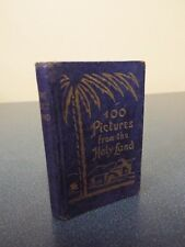 100 Pictures from the Holy Land - Miniature Book