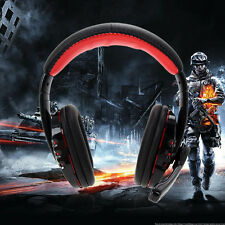 Bluetooth Wireless Gaming Headset Earphone Headphone For Phone Tablet PC