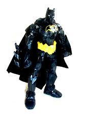 """DC Comics BATMAN  6""""  figure with full face Mask, VERY COOL by Mattel toys"""