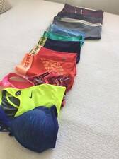 NEW! 11 X ASSORTED NIKE PRO, ADIDAS, SPORTS GYM YOGA SHORTS LEGGINGS BRA SZ XS-S