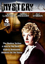 Mystery Classics (The Shadow Strikes/A Shot In The Dark/Slightly Honorable/Shado