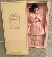BLUSH BEAUTY SILKSTONE BARBIE DOLL 2015 FASHION MODEL CHT04 GOLD LABEL NRFB MINT
