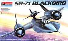 Monogram 1:72 SR-71 Blackbird Plastic Aircraft Model Kit #5810U1