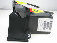Rare  Oakley Limited Edition TLD Jupiter Squared Polished Black w/Grey OO9135-26