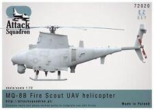 MQ-8B fuego Scout EZ-Set, Escuadrón, ASQ 72020, 1:72