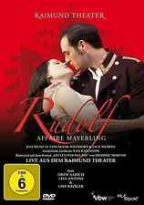 Rudolf, Affaire Mayerling - Das Musical - Live Raimund Theater DVD NEU + OVP!