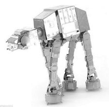 Metal Earth Star Wars 3D Steel Mini Model Kit Puzzle AT-AT ROBOT Fascinations