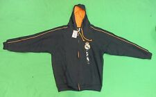 Official Licensed Rhinox Real Madrid Hoodie Color Grey Size XL