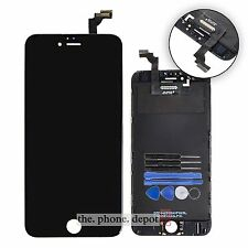 For iPhone 6 Plus LCD Display Touch Screen Digitizer Assembly Replacement Black