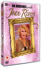 AN AUDIENCE WITH JOAN RIVERS - DVD - REGION 2 UK
