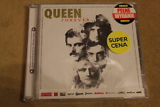 QUEEN - FREDDIE MERCURY - FOREVER - 2 x CD - POLISH RELEASE