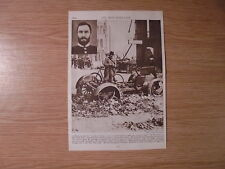 genuine print/picture of 1916,irish rebellion,easter sunday,dublin