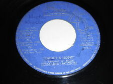 Jermaine Jackson: Daddy's Home 45 - Tamla Motown - West Indies
