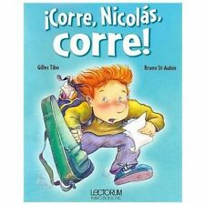 Corre, Nicolas, corre! Run, Nicholas, Run! (Spanish Edition)
