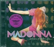 CD ALBUM 12 TITRES--MADONNA--CONFESSIONS ON A DANCE FLOOR--2005