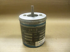 Unico BPG-2000 BPG2000 Shaft Position Encoder PPR 2000