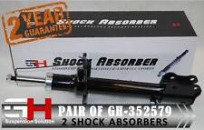 2 NEW FRONT GAS SHOCK ABSORBERS FOR FORD MAVERICK ESCAPE MAZDA TRIBUTE GH-352579