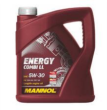 1x 5 Litres 5W-30 l'huile de moteur Mannol Energy Combi LL Longue vie VW BMW