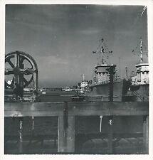 COURSEULLES-SUR-MER c. 1950 - Bateaux au Port Calvados  - DIV 5274
