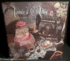 ANNIE'S ATTIC-HUGE 3-RING BINDER w/ 297 CRAFT PROJECTS/ PATTERNS;$595+ value;VGC
