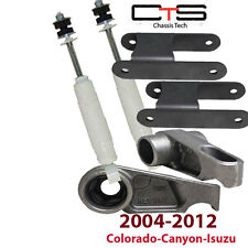 2004-2014 Hummer H3 Colorado Canyon Isuzu LIFT LEVELING KIT Torsion Keyway-15L/R