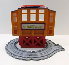 Thomas & Friends Take Along Sodor Timber Yard Playset w/ Track Learning Curve