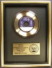 Pink Floyd Another Brick In The Wall Part 2 45 Gold RIAA Record Award VD