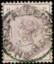 Sg191, 3d Lila, bien utilizado, Cds. Gato £ 100. Ph