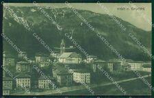 Belluno Vigo di Cadore cartolina QT1161