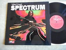 VOLKER KRIEGEL Spectrum  MPS LP 1971 GERMANY rare  JAZZ FUSION